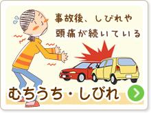 交通事故 むちうち